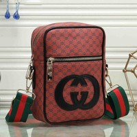 GUCCI Tide brand women's outdoor casual wild shoulder bag Messenger bag #3