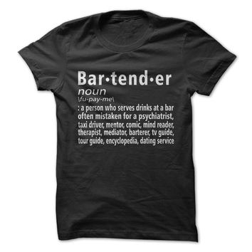 Bartender Definition