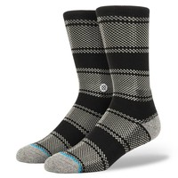 Stance | Chicklet Black socks | Buy at the Official website Main Website.