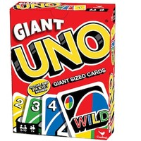 Giant UNO Card Game by Cardinal | null