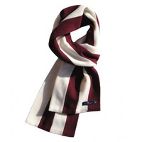 Harvard Mens Wool Scarf - Smart Turnout