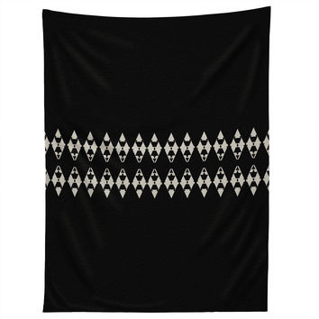 Viviana Gonzalez Black and white collection 03 Tapestry
