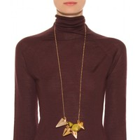 mytheresa.com -  Marni - OVERSIZED NECKLACE - Luxury Fashion for Women / Designer clothing, shoes, bags
