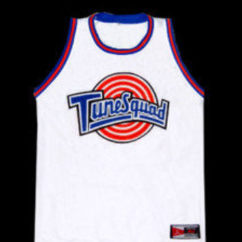 TAZ TUNE SQUAD SPACE JAM JERSEY TOON  NEW ANY SIZE     MDX