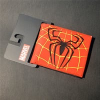 Marvel Comics Spiderman Chest Logo Wallet