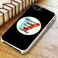 The1975 Twenty One Pilots iPhone 6 Case