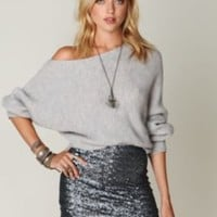 Off the Shoulder Sweater at Free People Clothing Boutique