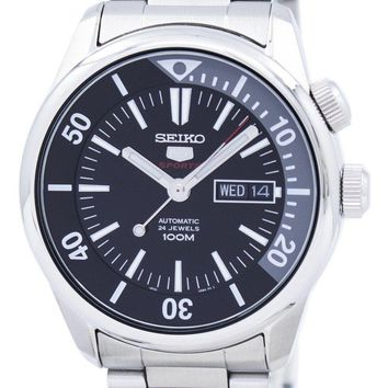 Seiko 5 Sports Automatic 24 Jewels SRPB27 SRPB27K1 SRPB27K Men's Watch