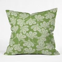 Khristian A Howell Provencal Thyme Throw Pillow