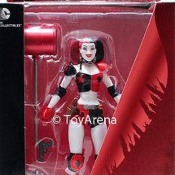 DC Collectibles New 52 Harley Quinn Action Figure