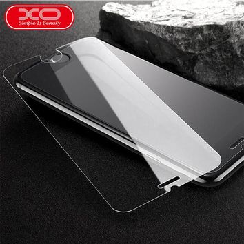Tempered Glass 2.5D for iPhone 0.1mm 9H Nano coating Premium Screen Protector