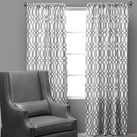 Geo Panels | Drapery Panels | Decor | Z Gallerie
