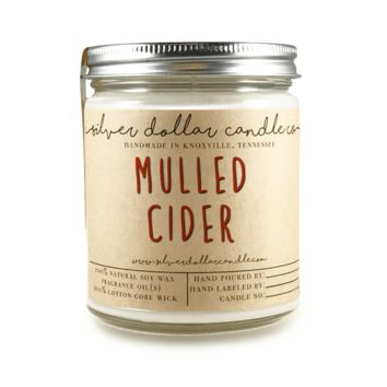 Mulled Cider - 8oz Soy Candle