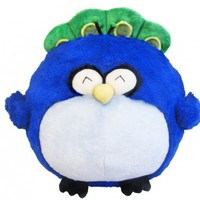 "Squishable Round Stuffed Animals - 15"" Peacock - 753977"