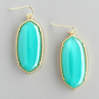Aqua Breeze Earrings