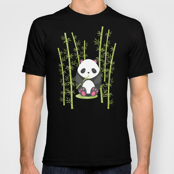 Panda T-shirt by EDrawings38