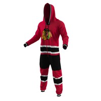 Chicago Blackhawks Adult Onesuit
