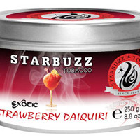 Strawberry Daiquiri Starbuzz Shisha Tobacco at Hookah Company