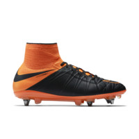 Nike Hypervenom Phantom II Leather SG-PRO Men's Soft-Ground Soccer Cleat