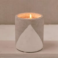 Paddywax Large Concrete Candle - Urban Outfitters