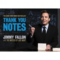 Thank You Notes (Paperback) Book