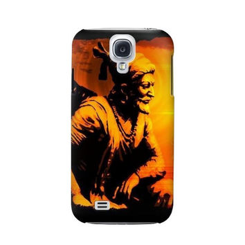 P1105 Shivaji Maharaj Rajesh Khilari Case Cover For Samsung Galaxy S4