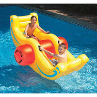 Walmart: Seesaw Rocker Inflatable Pool Toy