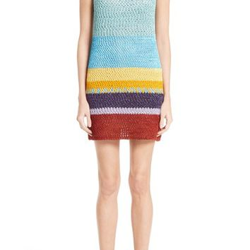 Missoni Fan Stitch Knit Tank Dress | Nordstrom