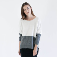 Amie Colorblock Sweater