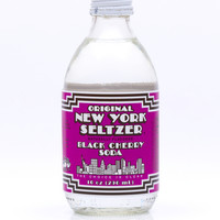 New York Seltzer Black Cherry