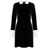 Addams Velvet Dress