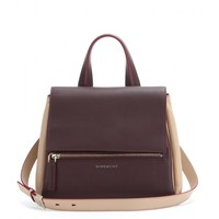 givenchy - pandora small leather shoulder bag