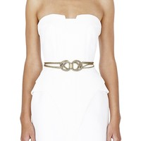 sass & bide | as it were - ivory | dresses |