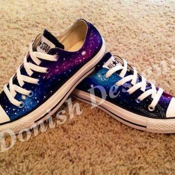 DCCKGQ8 galaxy converse shoes
