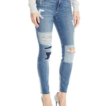 Joe's Jeans Women's Collector's Edition Icon Midrise Skinny Ankle Jean in, Joon, 30