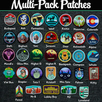 2-Pack of Patches **Save 1.00** (Free Shipping US)