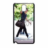 One Direction Harry Styles Hello Samsung Galaxy Note 3 Case