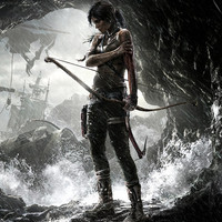 Tomb Raider Lara Croft video game poster 18x24