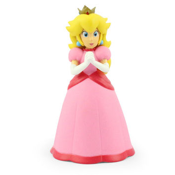 """Free Shipping Super Mario Pink Princess Peach pvc toy figures toys Doll 5"""" inch 12cm"""