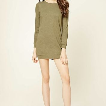 Knit Pullover Dress
