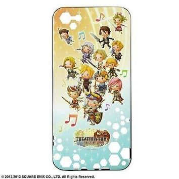 Final Fantasy Theatrhythm Characters iPhone 5 Case