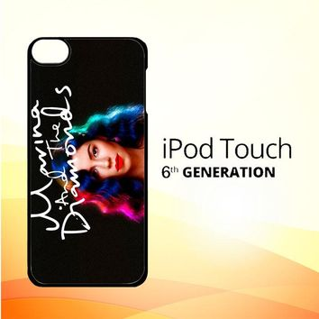 Marina and The Diamonds Z1529 iPod Touch 6 Case
