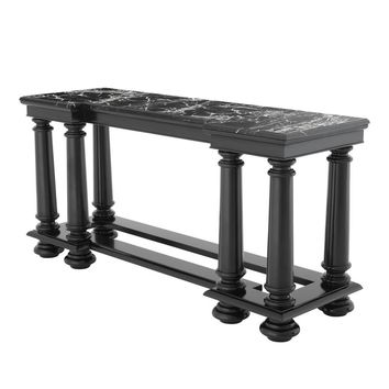 Black Console Table | Eichholtz Archibald