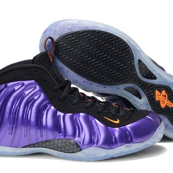 "Nike Air Foamposite One ""Pearlized Purple"" Men Basketball Shoe"