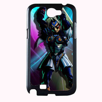 majora s mask fierce deity ab091a6e-f29d-4c41-a932-a534ffc49df0 FOR SAMSUNG GALAXY NOTE 2 CASE**AP*