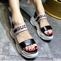 shosouvenir  GUCCI  Fashionable leisure women shoes