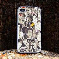 Magcon Family Collage iphone 4 case,iphone 4S case,iPhone 5C case,iPhone 5S case,iphone 5 case,samsung s4 case, Samsung s3 case