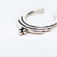 Bar Fake Nose Ring - Urban Outfitters