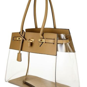 Classic Transparent Bag