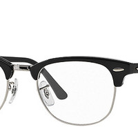 Ray-Ban RB5154 2000 49-21 Clubmaster Optics Black eyeglasses | Official Online Store US
